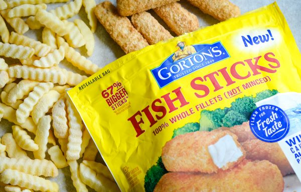 gorton's seafood fish sticks