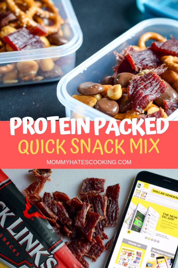 Protein Packed Snack Mix