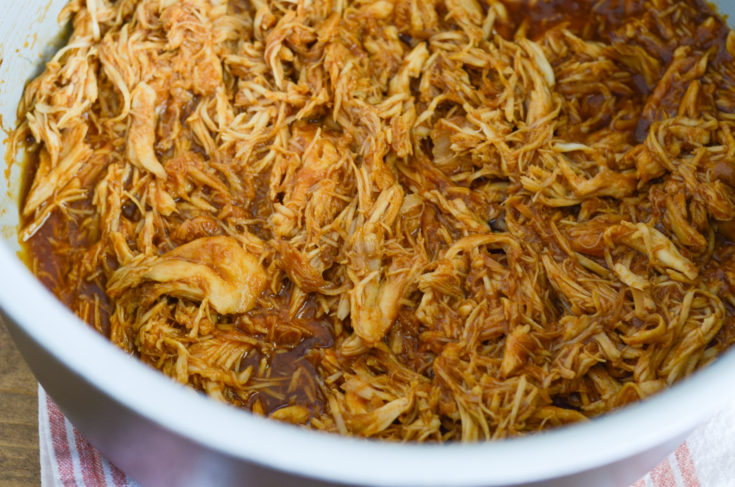 Ninja Foodi Slow Cooker BBQ Chicken