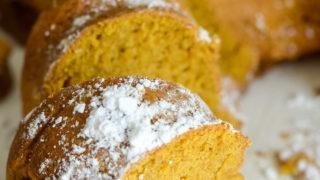 Ninja Foodi Pumpkin Bread