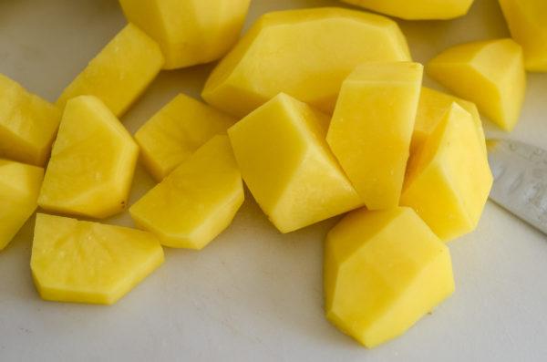 Ninja Foodi Mashed Potatoes