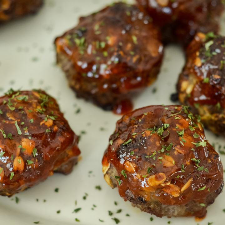 Ninja Foodi Tangy Meatballs (Air Fryer)