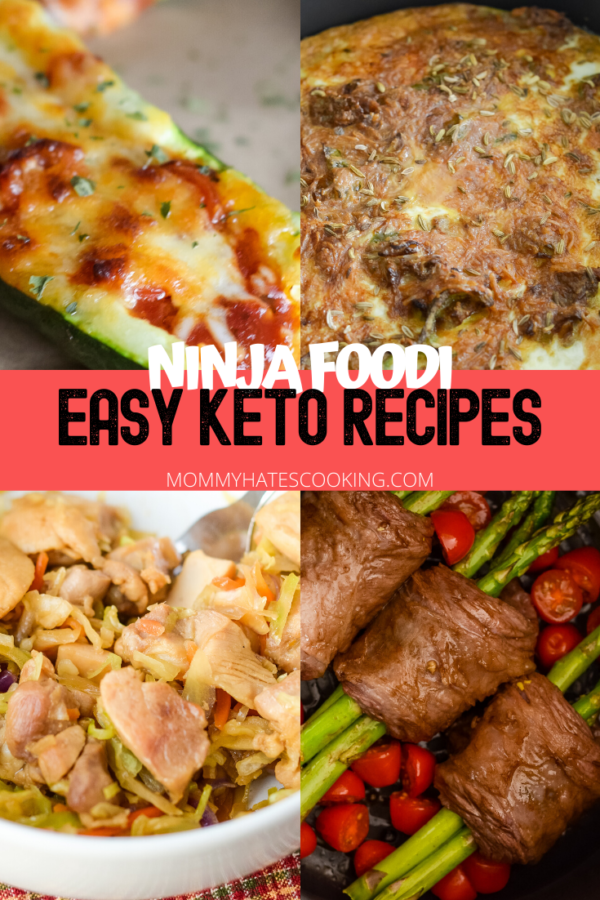 Keto Recipes for the Ninja Foodi
