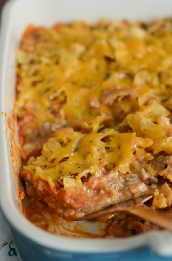 Easy Mexican Casserole