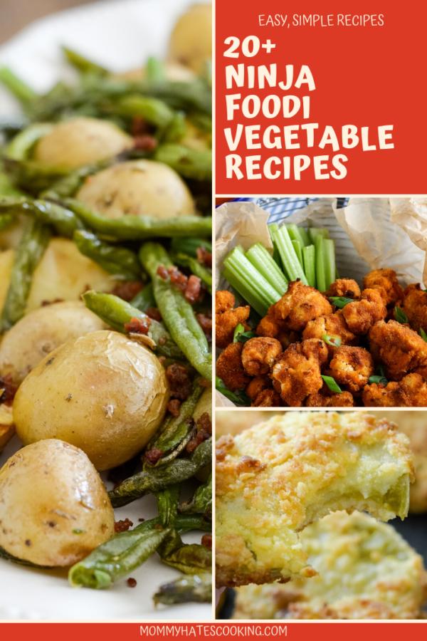 Ninja Foodi Vegetable Recipes