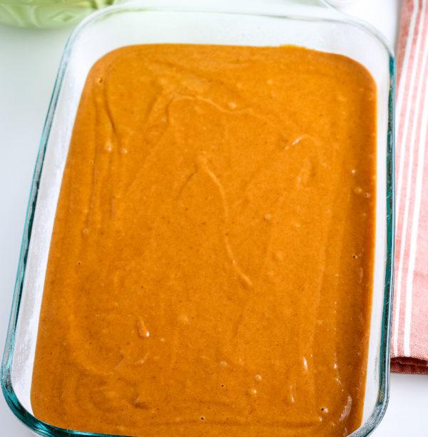 Gluten-Free Pumpkin Cake