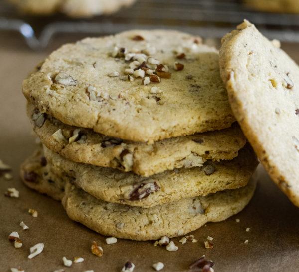 Gluten-Free Pecan Sandies