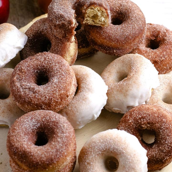 Apple Cider Donuts (Gluten-Free)