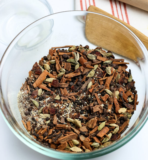 Easy Mulling Spices