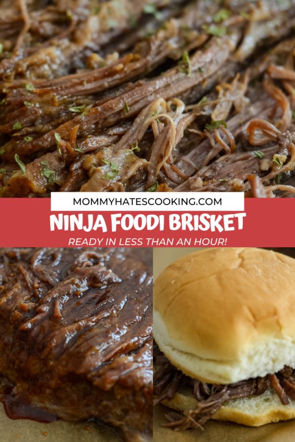 Ninja Foodi Brisket