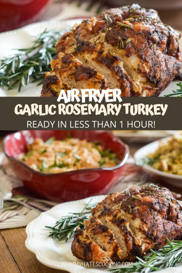 air fried turkey