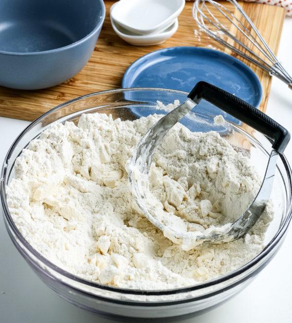 Gluten-Free Homemade Bisquick Mix