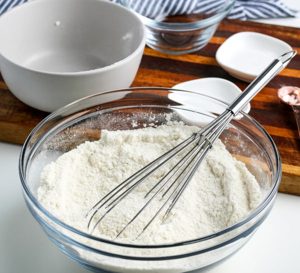 gluten-free homemade cake mix