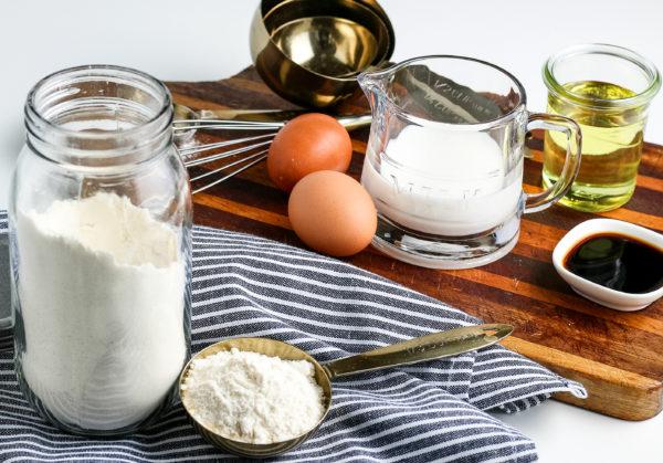 gluten-free mixes