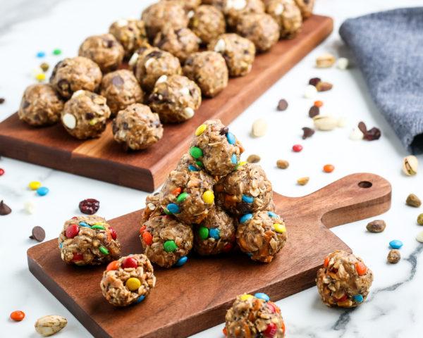 Easy Energy Balls (Gluten-Free)