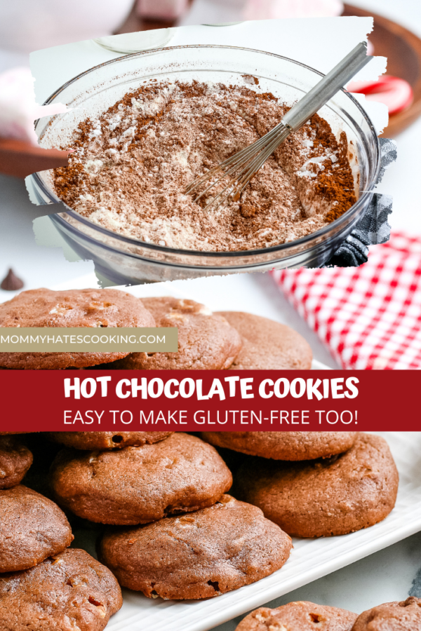 Hot Chocolate Cookies (Gluten-Free)
