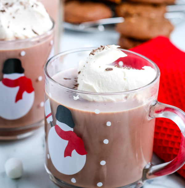 Easy Hot Chocolate Mix