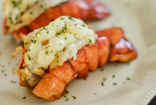 ninja foodi lobster tail