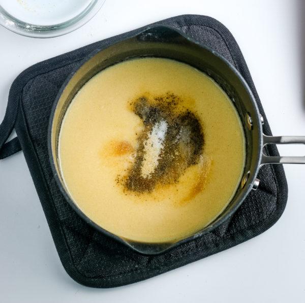 Gluten-Free Cream of Mushroom Soup