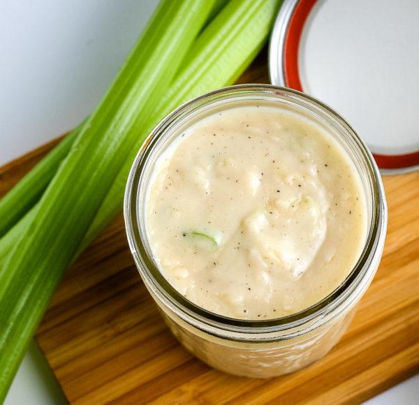Gluten-Free Cream of Celery