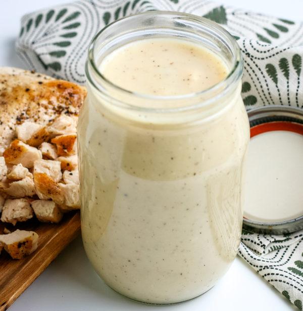 Gluten-Free Cream of Chicken Soup