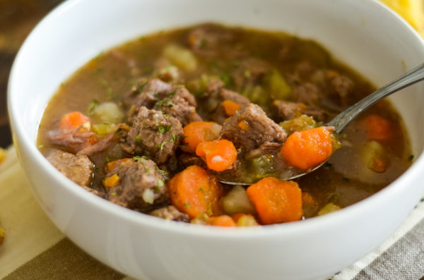 Ninja Foodi Beef Stew (Gluten-Free)