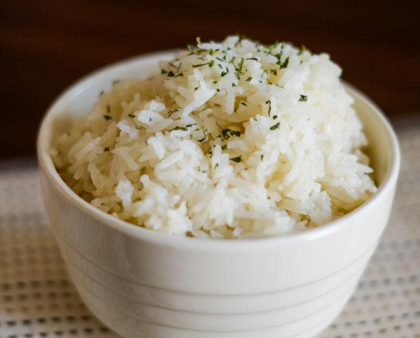 Easy Ninja Foodi Rice (Pressure Cooker)