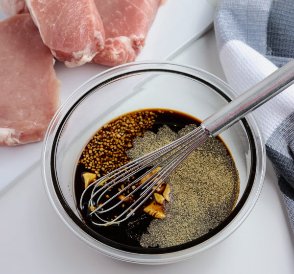 Easy Pork Marinade (Gluten-Free)