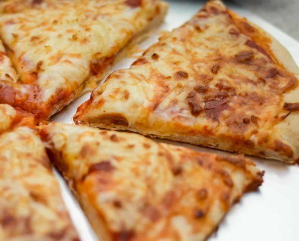 pellet grill pizza