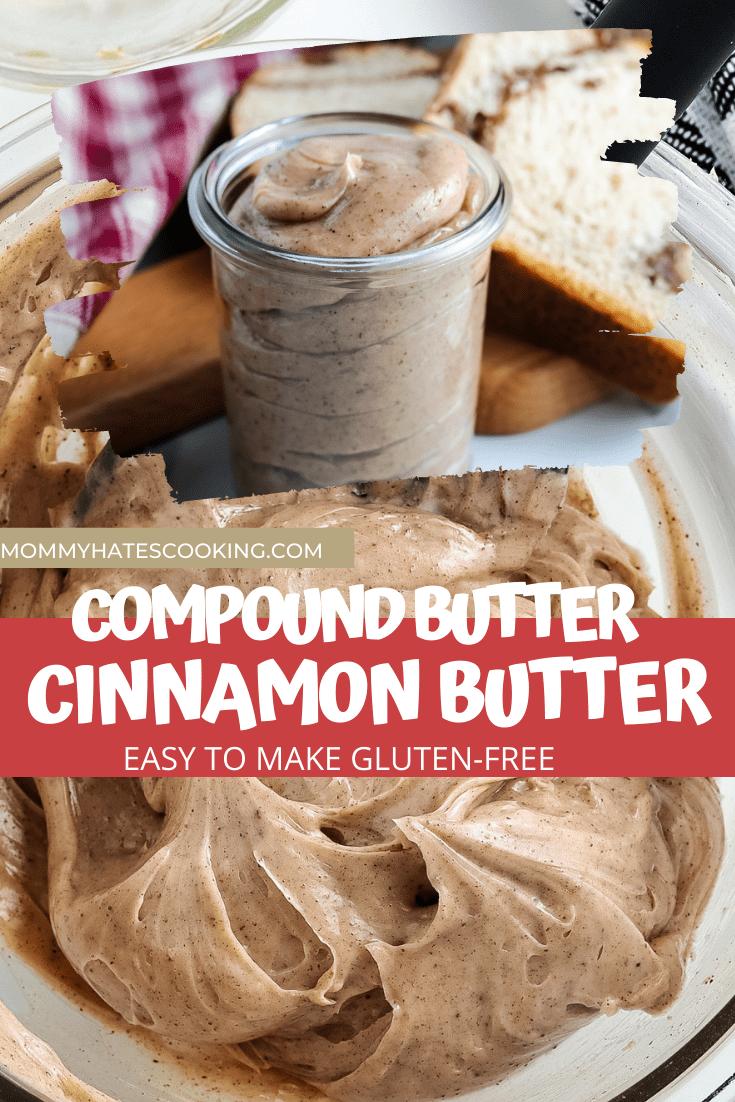 Cinnamon Honey Butter (Compound Butter)