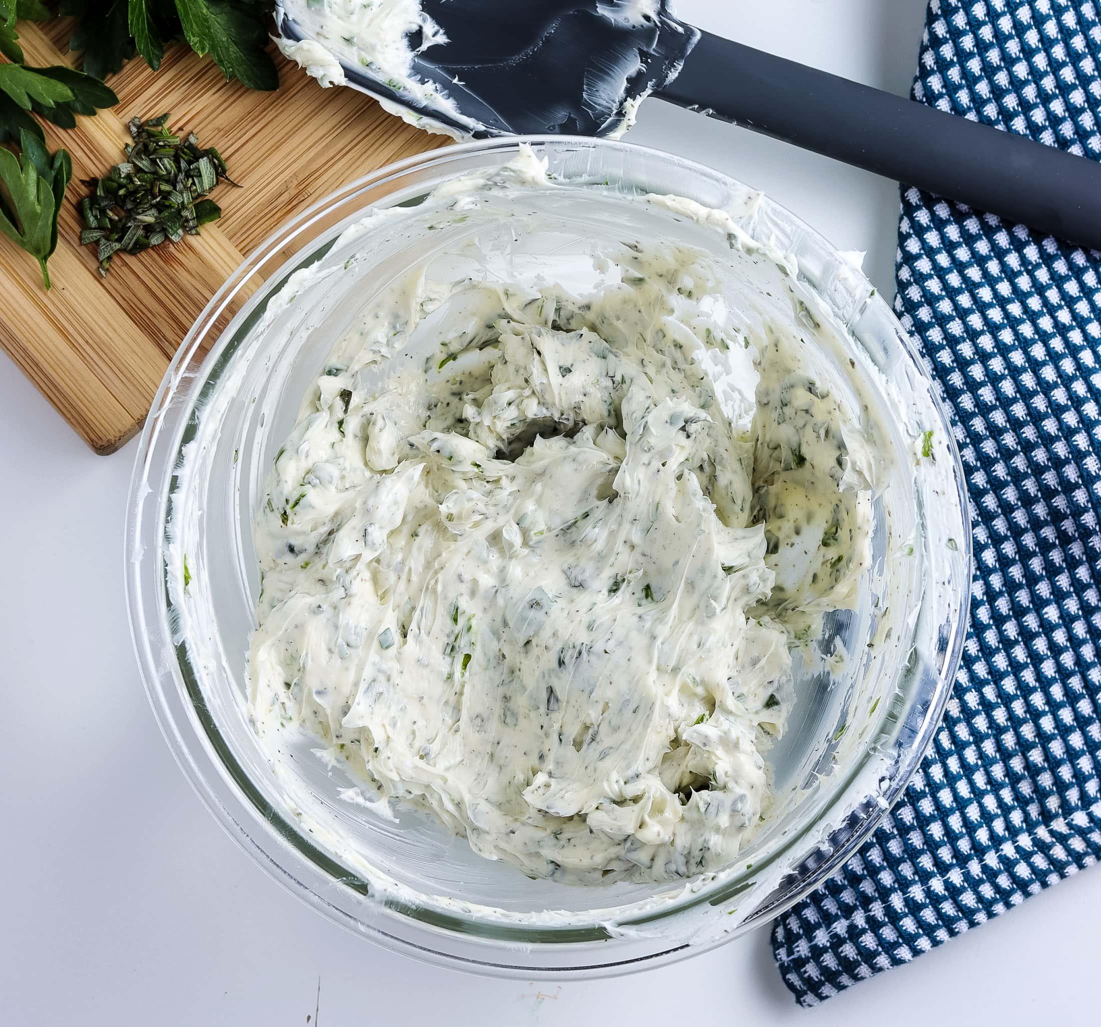 Fresh Herb Butter (Compound Butter)