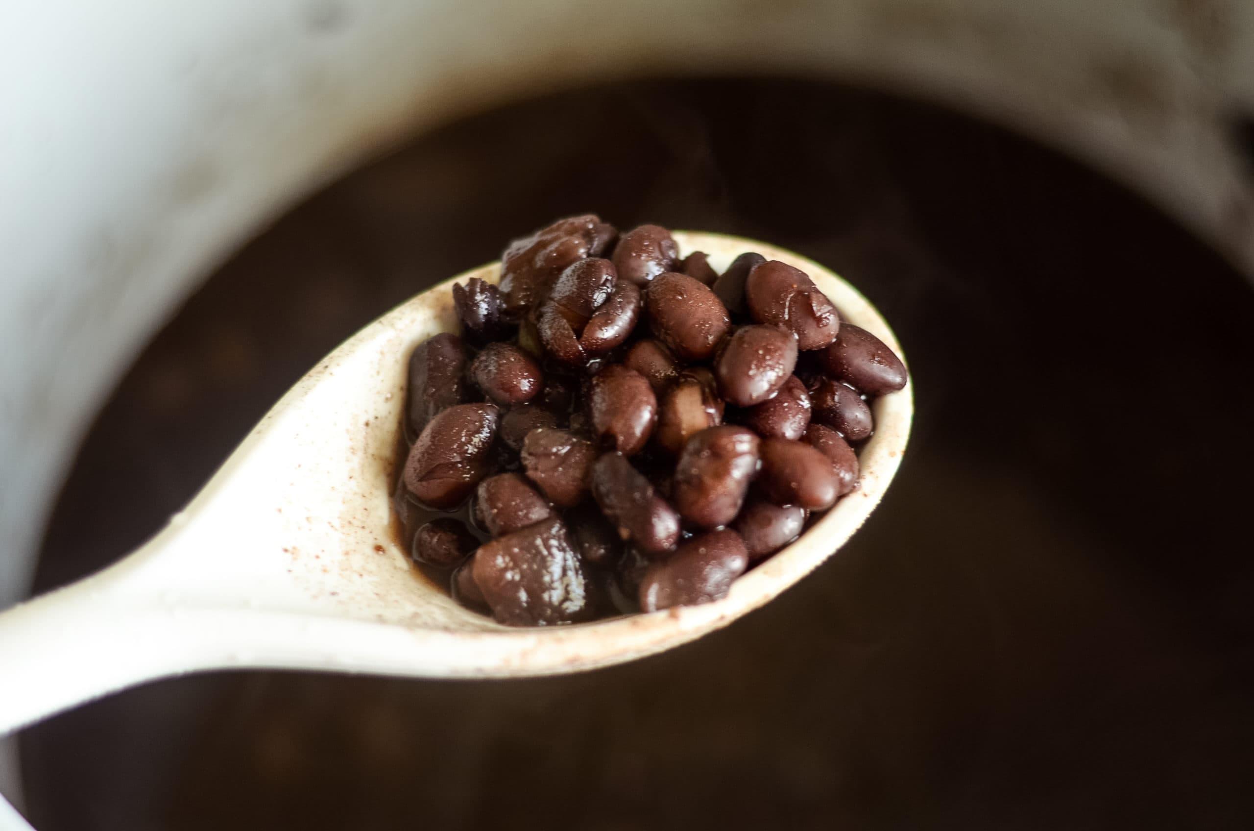 ninja foodi black beans