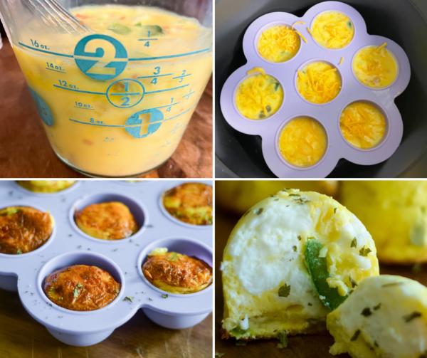 ninja foodi egg bites