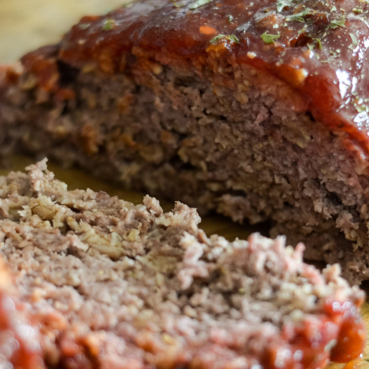 Easy Smoked Meatloaf